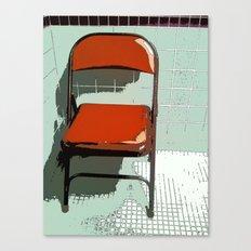 Take a load off Canvas Print