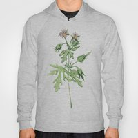 Flowers For Dad Hoody