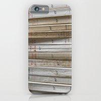 iPhone & iPod Case featuring Paris Flea Market Books by Christine Haynes