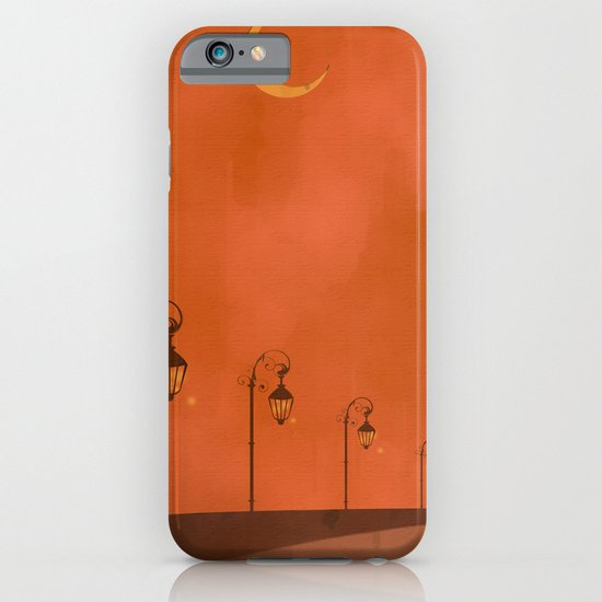 Dusk Lights iPhone & iPod Case