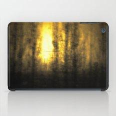 Train View iPad Case