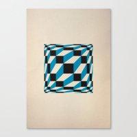 fuzzy gestalt 02 Canvas Print