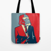 Obama Storm Trooper -Star Wars Tote Bag