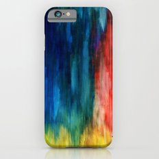 Spring Yeah! - Abstract paint 1 iPhone 6s Slim Case