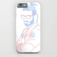 iPhone & iPod Case featuring Blue Beard, 2014. by Tiffany Horan