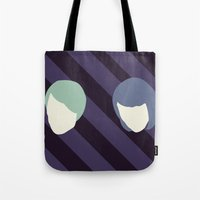 Tegan and Sarah Tote Bag