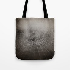 Oh What a Tangled Web We Weave.......  Tote Bag