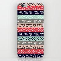 Pattern TRE iPhone & iPod Skin