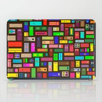 Doors - Black iPad Case