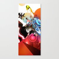 The Price Of Ambition Canvas Print
