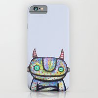 iPhone & iPod Case featuring Devil with Good Intentions by Rudolf Brancovsky