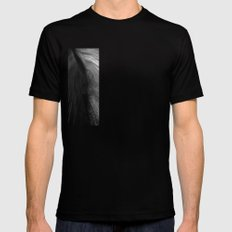 Palms 1.3 Black Mens Fitted Tee SMALL