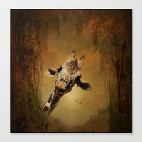 Rise Above Canvas Print