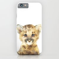 Little Mountain Lion iPhone 6 Slim Case