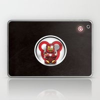 Super Bears - The Invinc… Laptop & iPad Skin