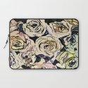 Paper Roses Laptop Sleeve