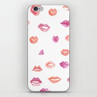 Kiss! Kiss! iPhone & iPod Skin