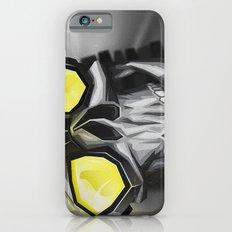 Skull and bones iPhone 6 Slim Case