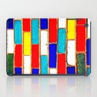 Vibrant Brick iPad Case