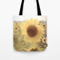 Sunflower Dreams Tote Bag