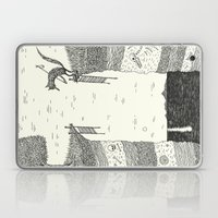'Broken Bridge' Laptop & iPad Skin