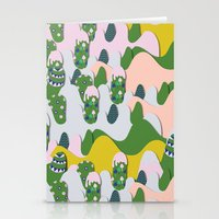Whimsical Mountains Stationery Cards