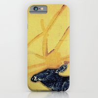 iPhone & iPod Case featuring horns by Laura Moctezuma