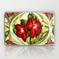 Exotic Flower Unrap Laptop & iPad Skin