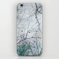 twigs tapestry iPhone & iPod Skin