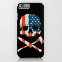 American P$yscho iPhone 6 Slim Case