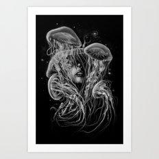A Beautiful Delusion Art Print