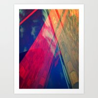 Signs In The Sky Collect… Art Print