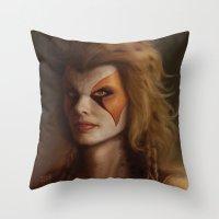 ThunderCats Collection - Cheetara Throw Pillow