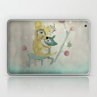 Vintage Whimsical Christmas Laptop & iPad Skin