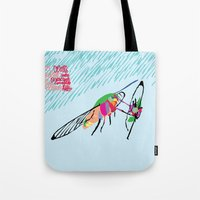 Bringing what I got [MOTH] [COLORS] [RAIN] [GIVEN] [GIVE] Tote Bag