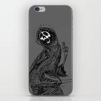 Saint Death  iPhone & iPod Skin