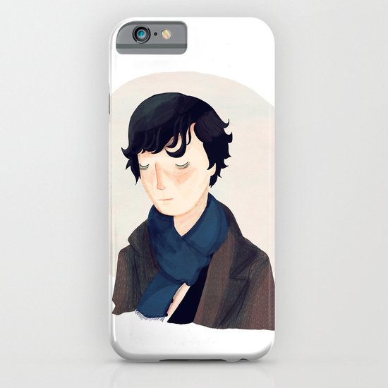 The Game Is On iPhone & iPod Case