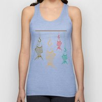 Those Are Not Fishes Unisex Tank Top