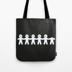 Victims of Circumstance Tote Bag