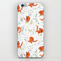 Fox Tales - The Fox iPhone & iPod Skin