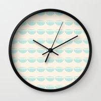 Half Moons Wall Clock