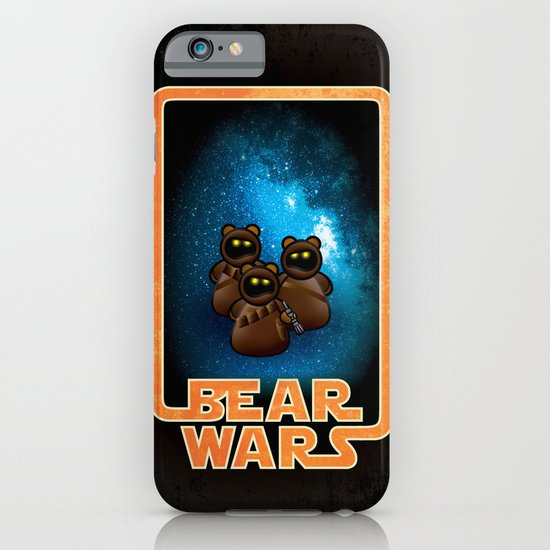 Bear Wars - the Wawas iPhone & iPod Case