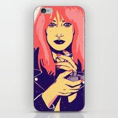 Rock Gina iPhone & iPod Skin