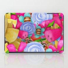 Electric Garden iPad Case