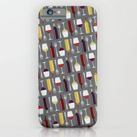 iPhone & iPod Case featuring Food & Wine by Melissa Kramer