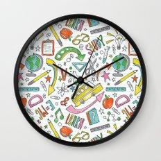 School Is Cool Wall Clock