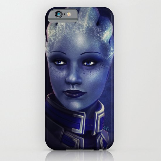 Mass Effect: Liara T'soni iPhone & iPod Case