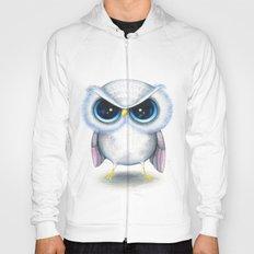 Grumpy Owl  Hoody