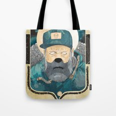 Modern day Pirate. Tote Bag