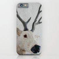 Winter Deer - JUSTART © iPhone 6 Slim Case